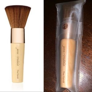 "Jane Iredale ""The Handi Brush"" Rose Gold"